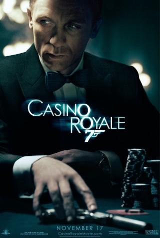 Casino Royale Poster / http://jamesbond.wikia.com