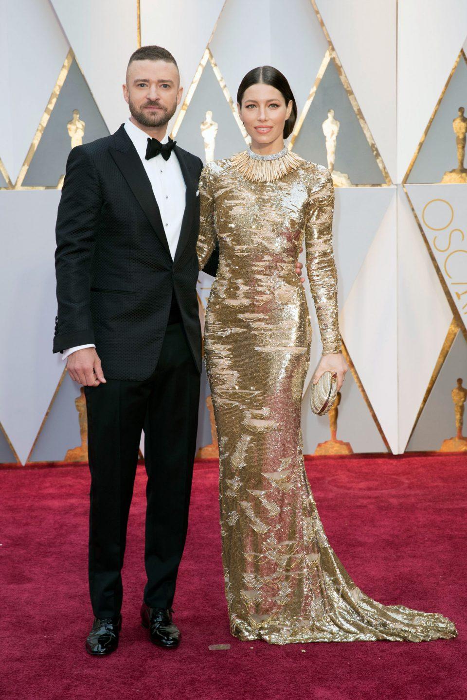 Jessica Biel, Justin Timberlake Fot. Getty