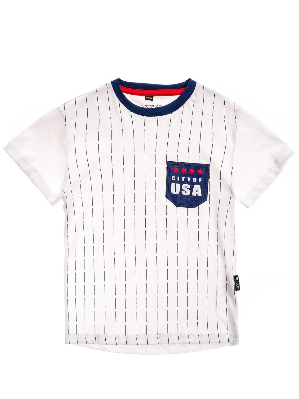 51416003ae ... odzież sportowa dla dzieci! Dziecięcy T-shirt sportowy Denley.pl