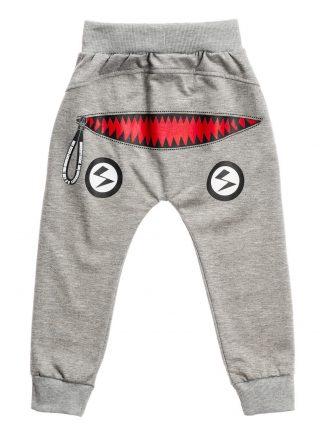 chłopięce spodnie sportowe