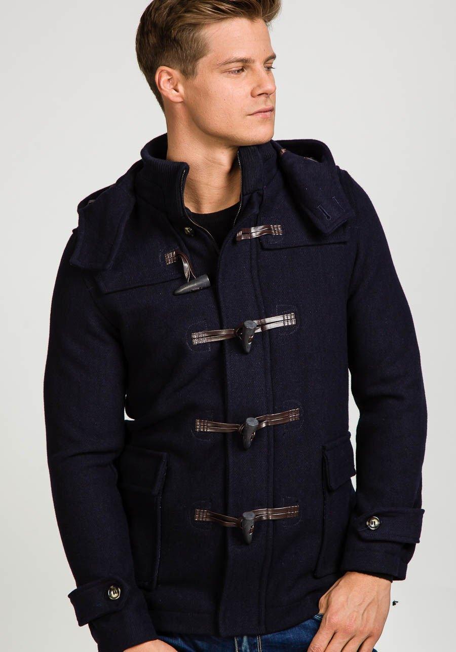 Płaszcz męski budrysówka