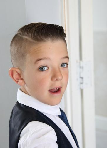 Najmodniejsze Fryzury Dla Chłopców Blogdenleypl