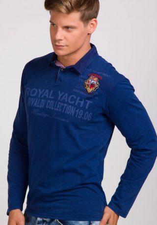 męska bluza rugby denley