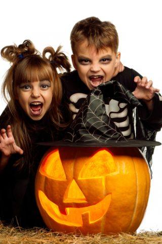 w co ubrać dziecko na halloween