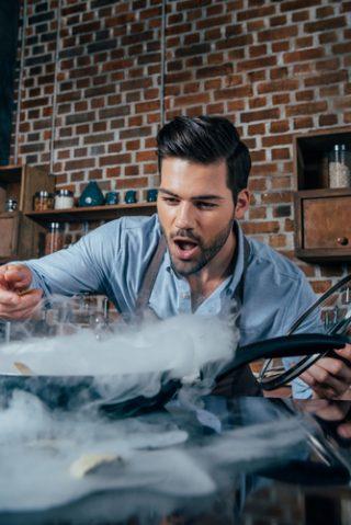 męskie gotowanie blog