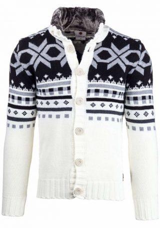 swetry w norweskie wzory