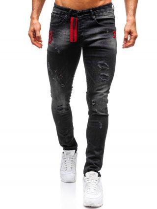 jeansy męskie denley