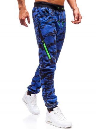 spodnie moro denley