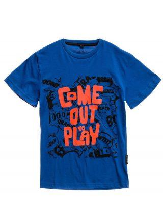 Bawełniany T-shirt dziecięcy. Jedyna słuszna opcja! Denley Kids