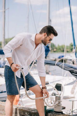 styl żeglarski