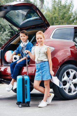 jak przetrwać podróż z dzieckiem