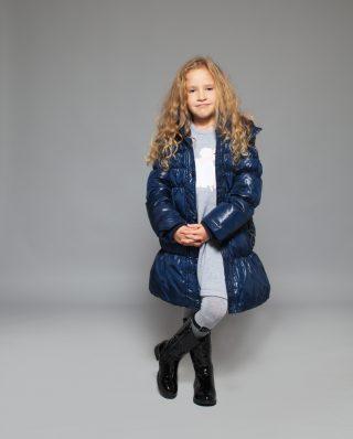 dziecięce kurtki zimowe denley kids