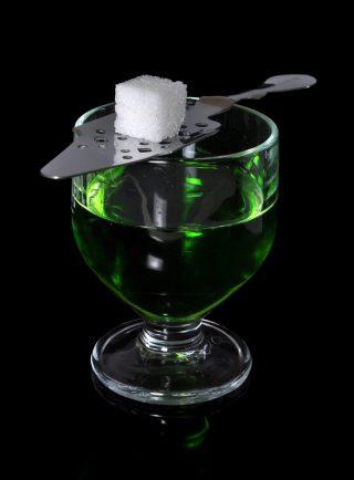 jak pić absytn