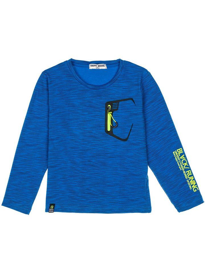 T-shirt z długim rękawem dla chłopca