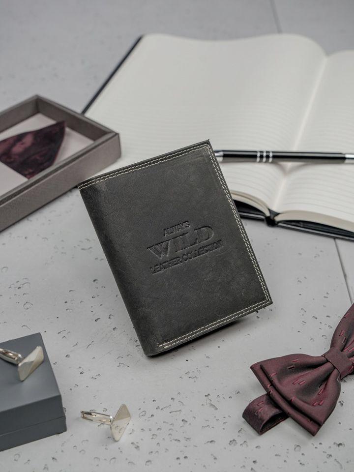 portfel męski - prezent na Walentynki dla chłopaka