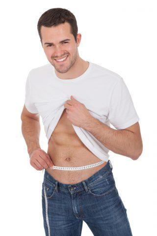 jak zmierzyć obwód brzucha