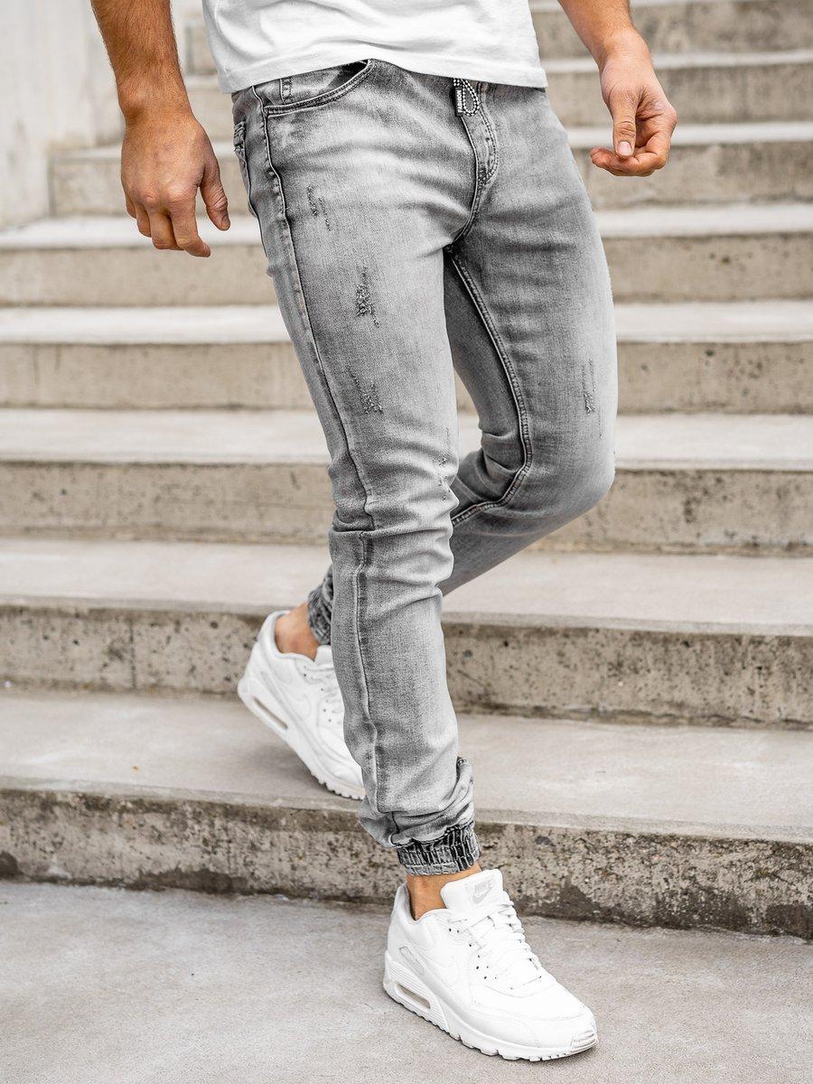 pol_pl_Czarne-spodnie-jeansowe-joggery-meskie-Denley-KA1828-79372_9.jpg